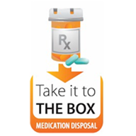 Discover information about prescription drug drop-off boxes.