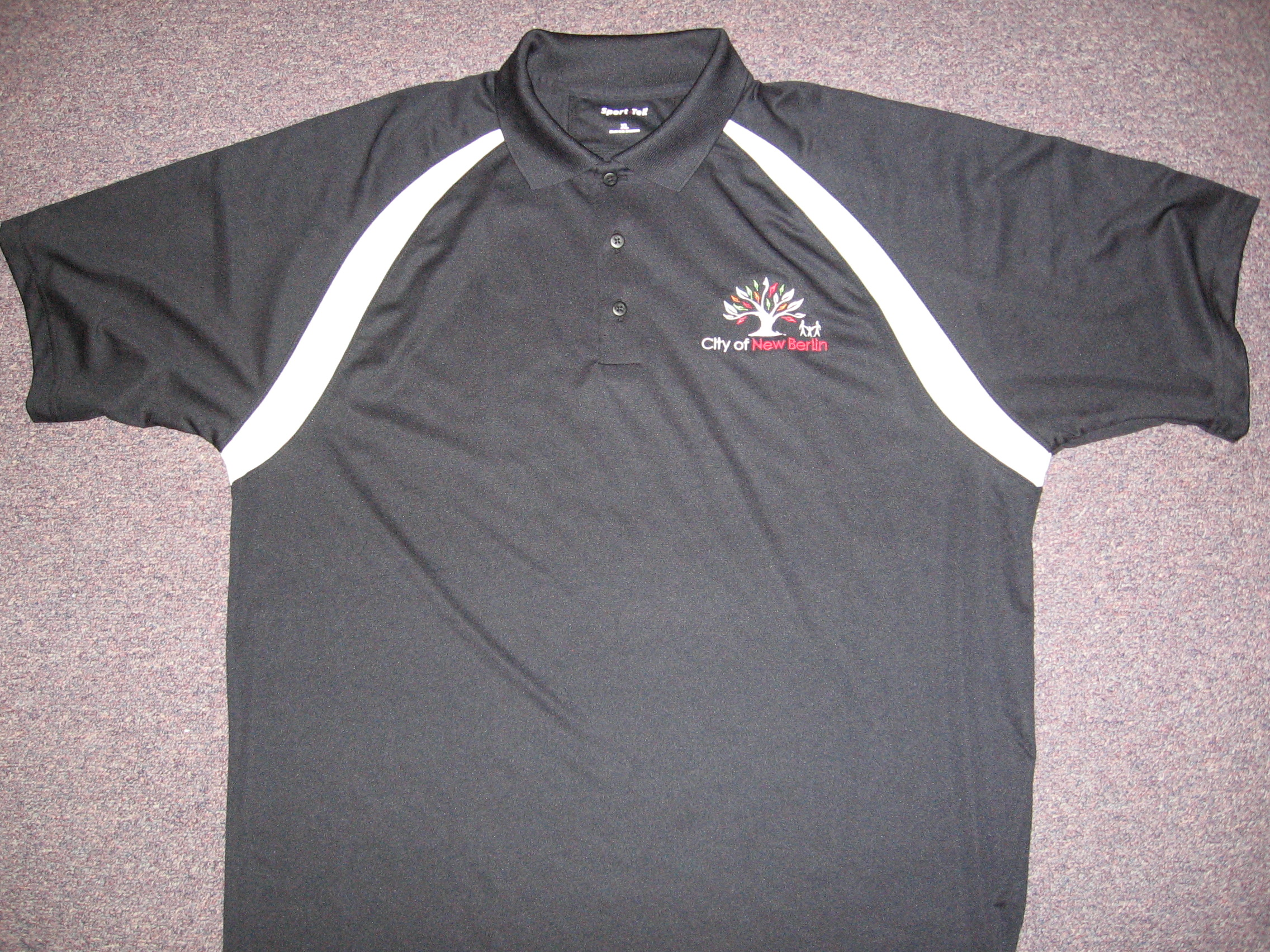 Black Polo Shirt
