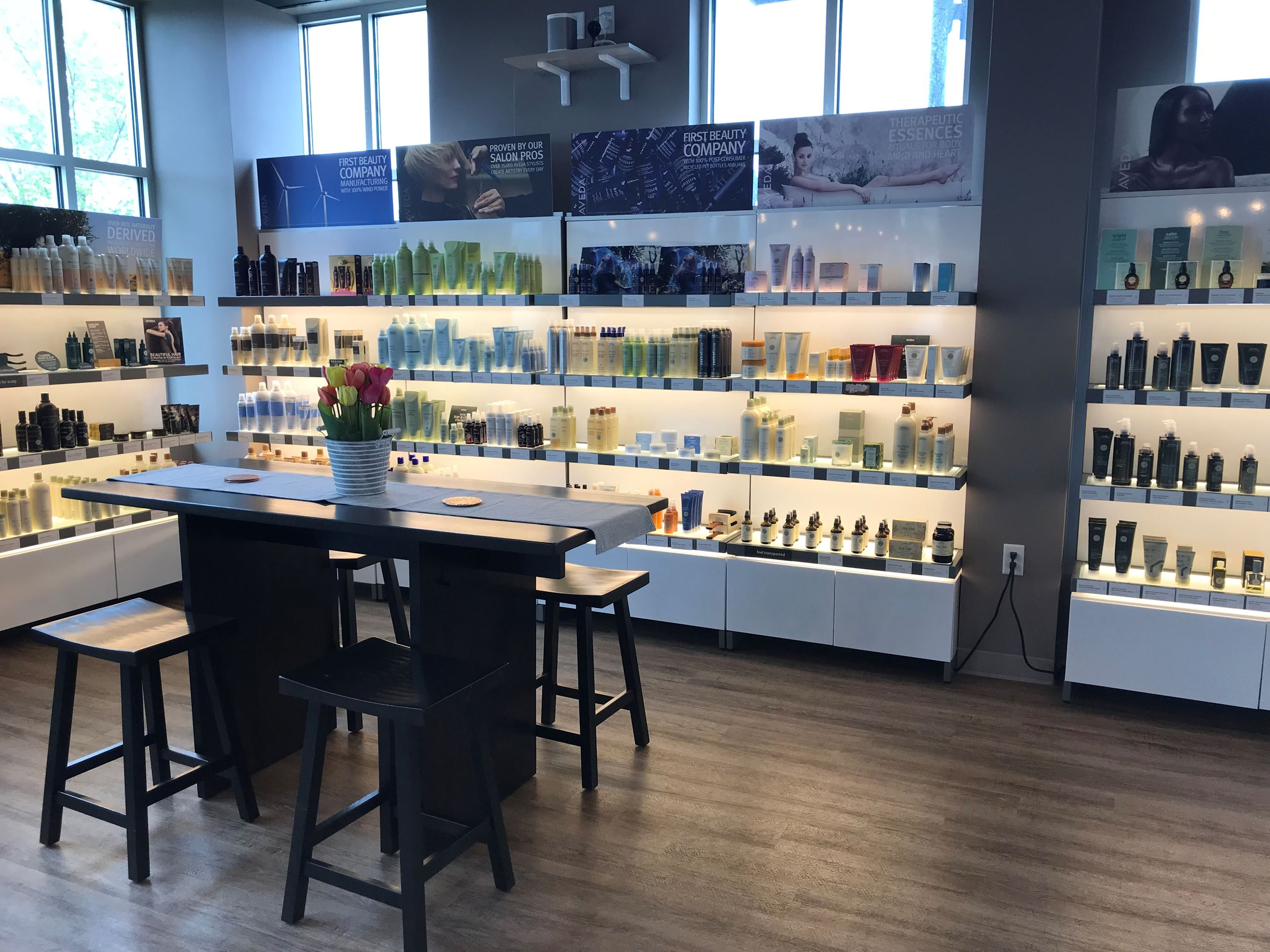 New Berlin Haven Salon Hair Products