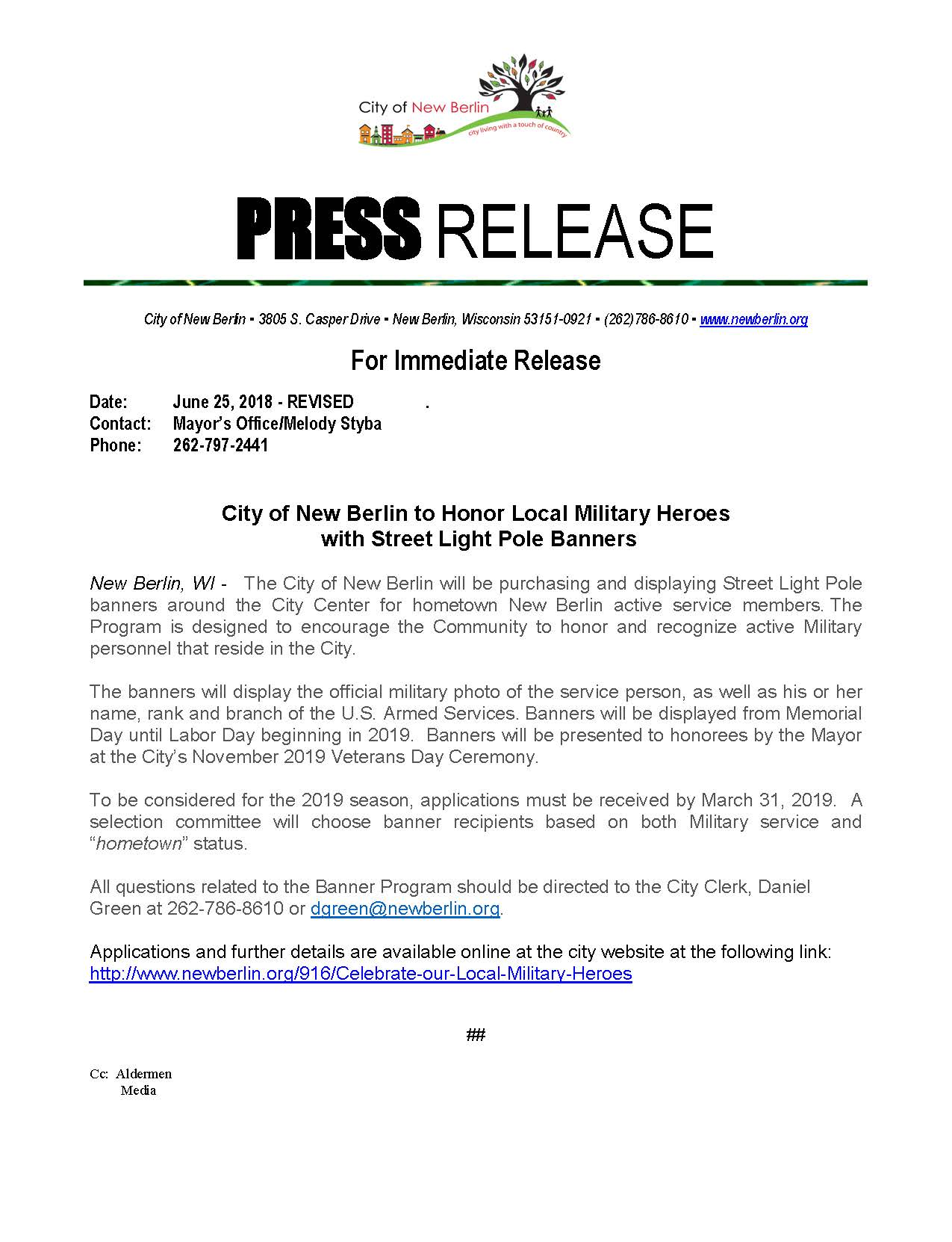 Press-Release-Military Heroes