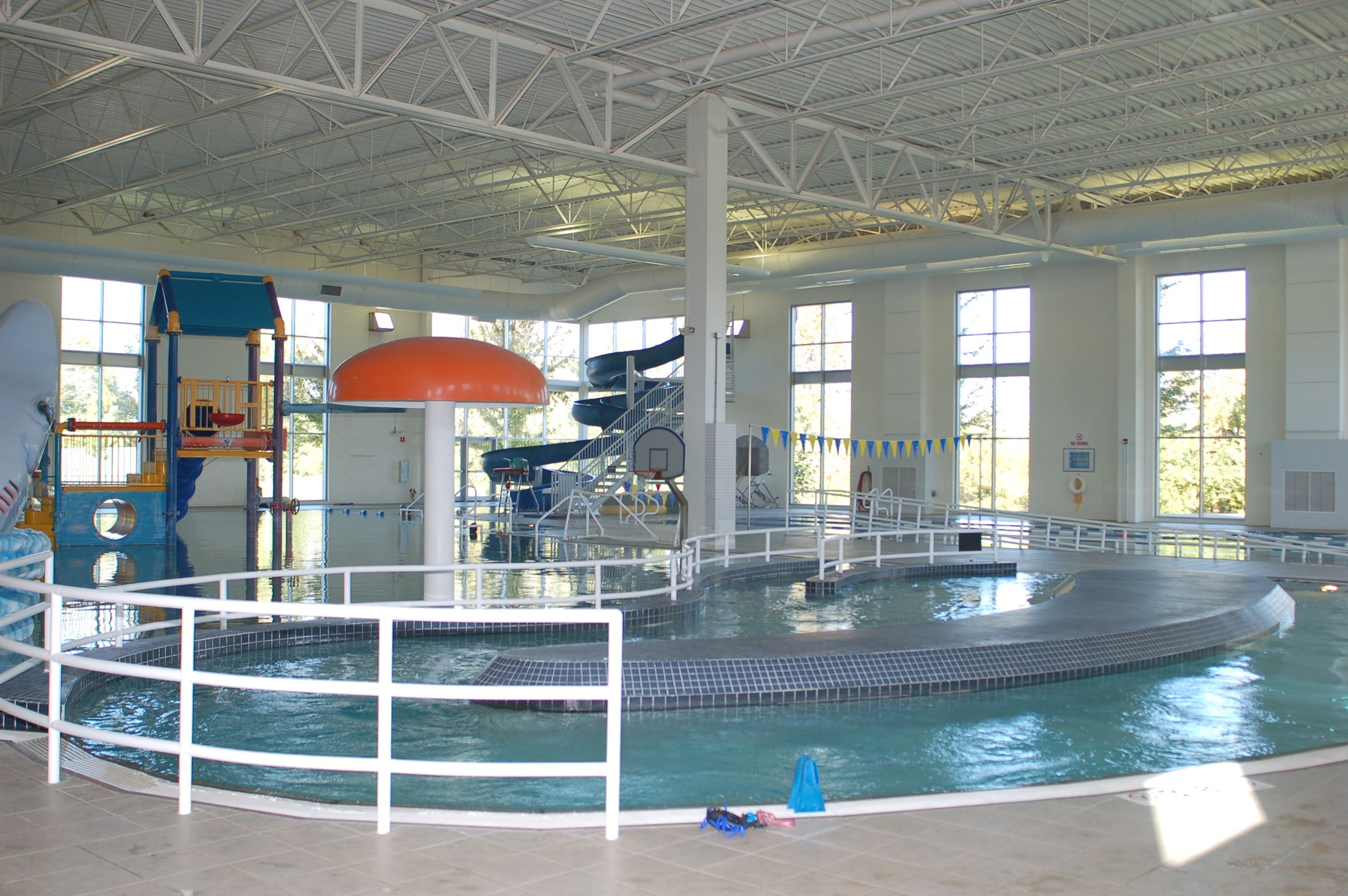 aquatic therapy pool - procare
