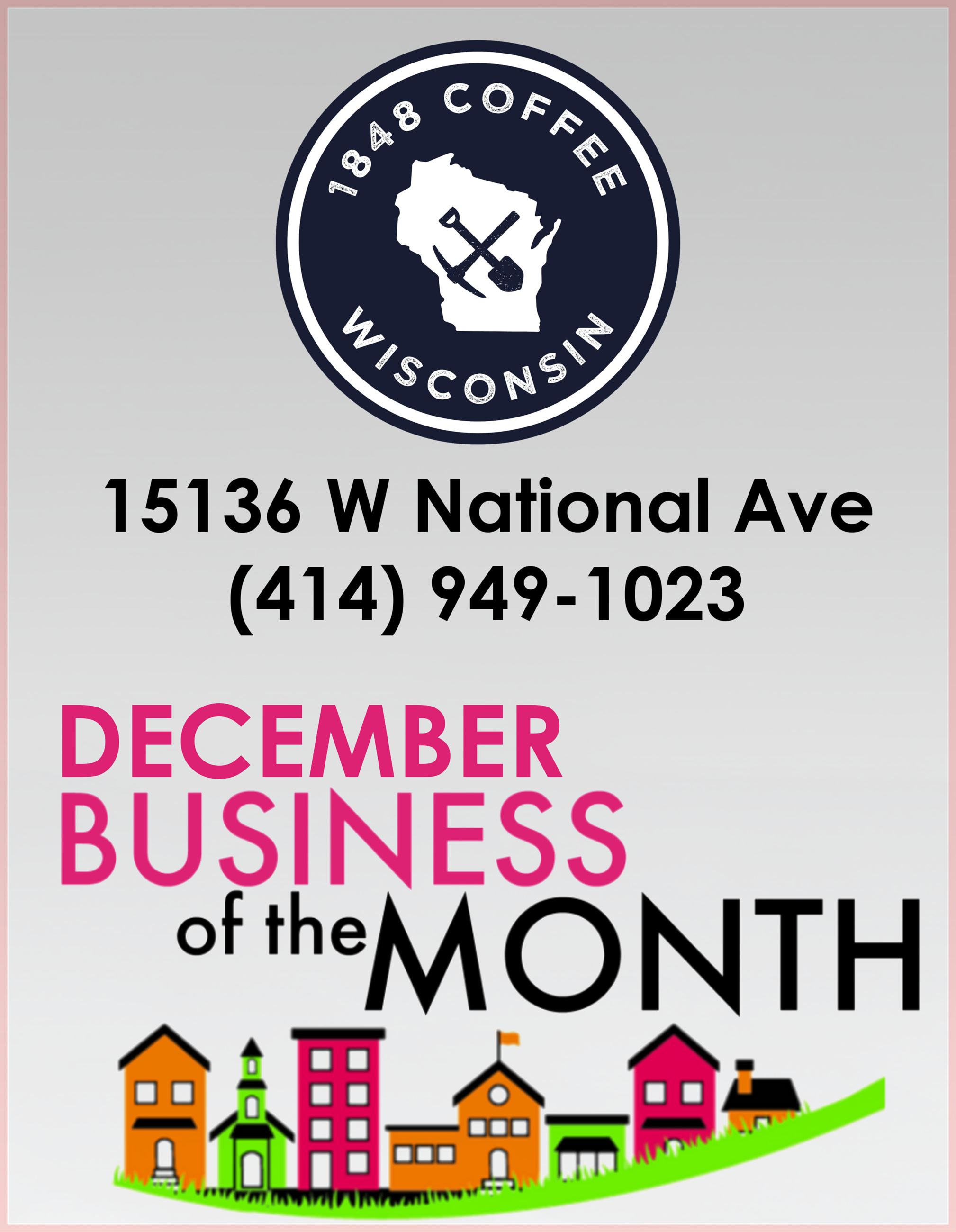 Business of the Month - 1848 Coffee