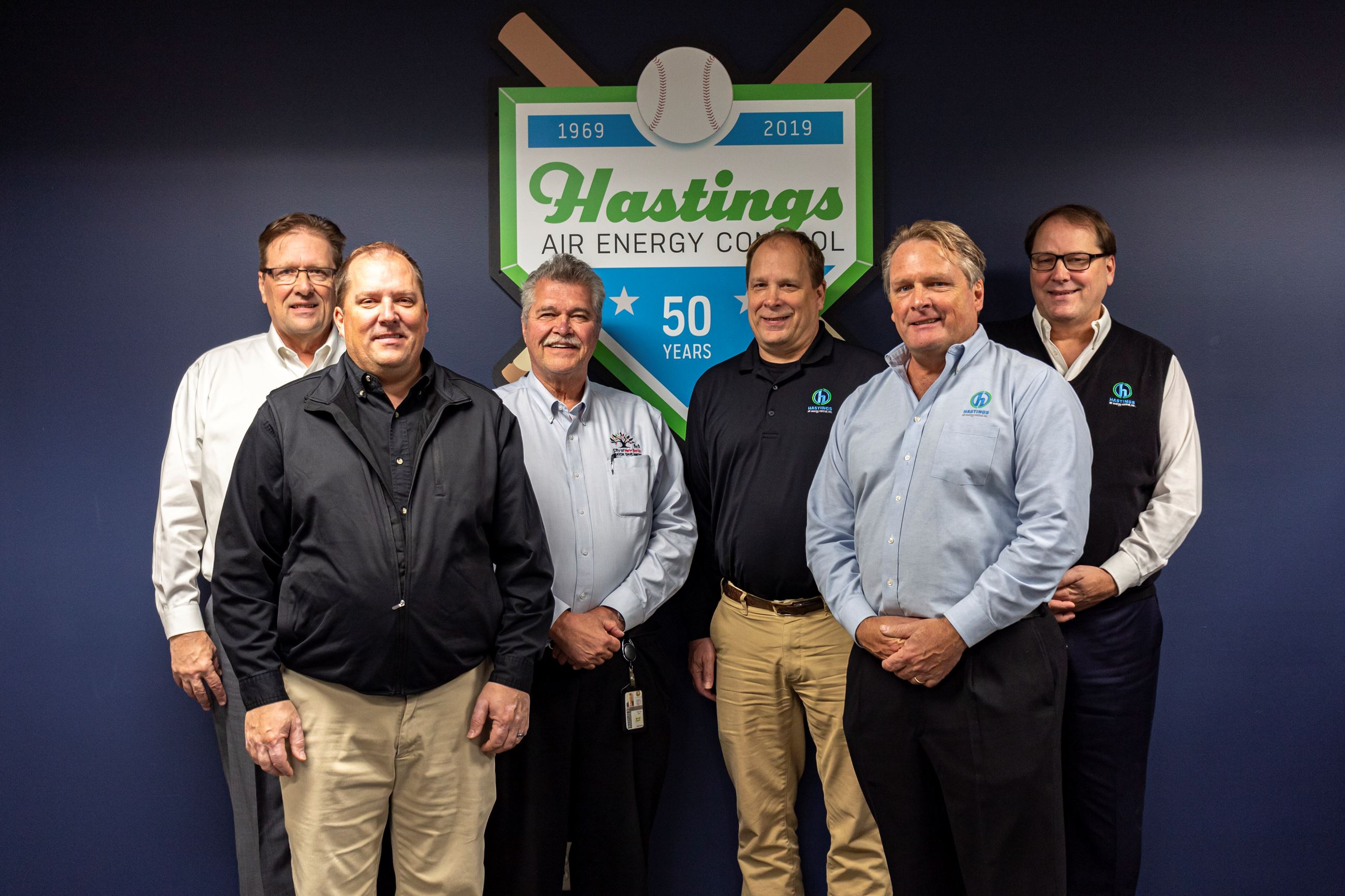 2019 October Hastings group photo
