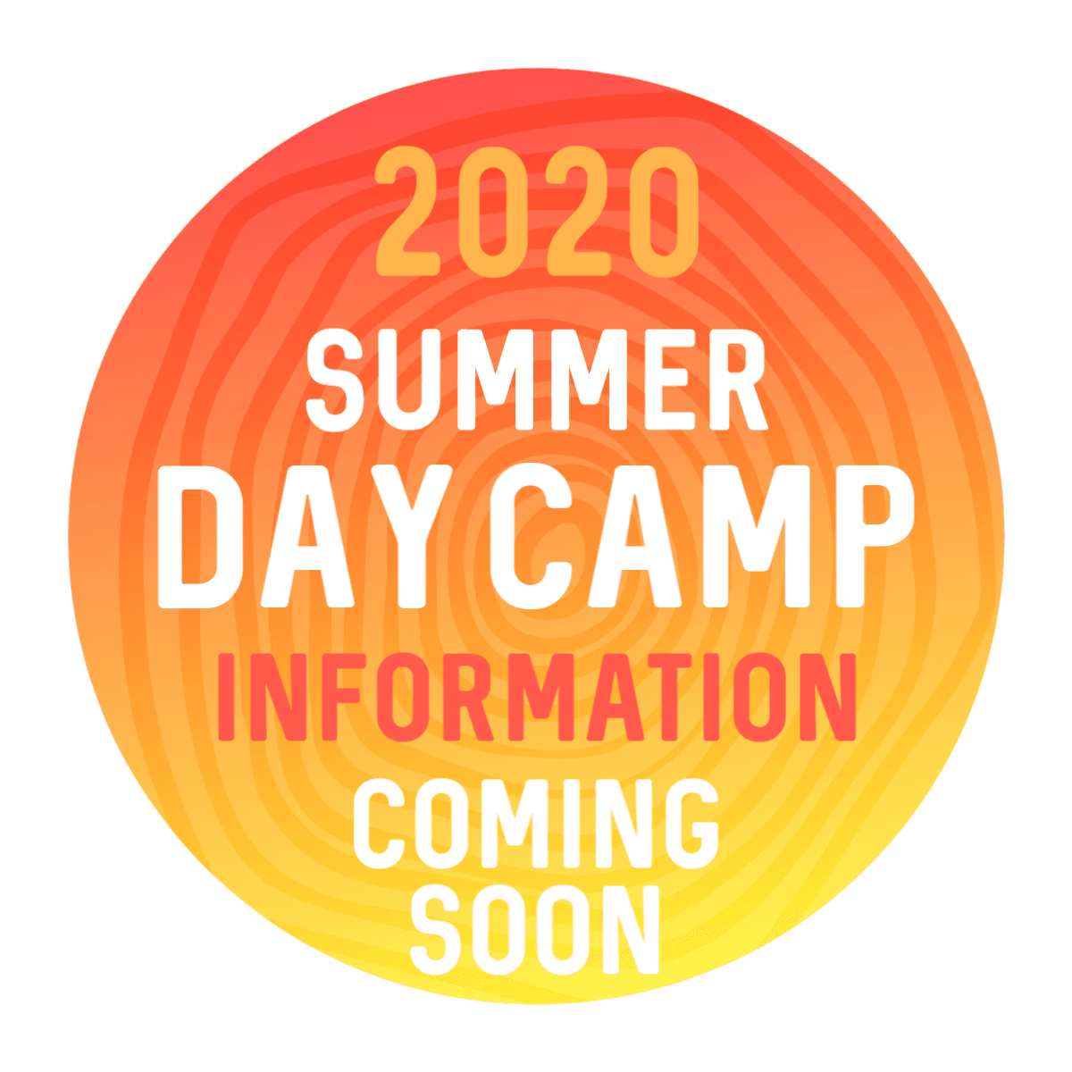 day camp coming soon