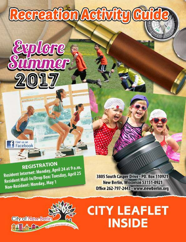 Click the image to view the 2017 Summer Recreation Guide