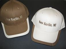 New Berlin WI Baseball Caps